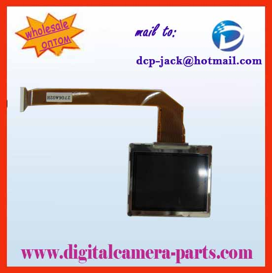 Canon A400 LCD display