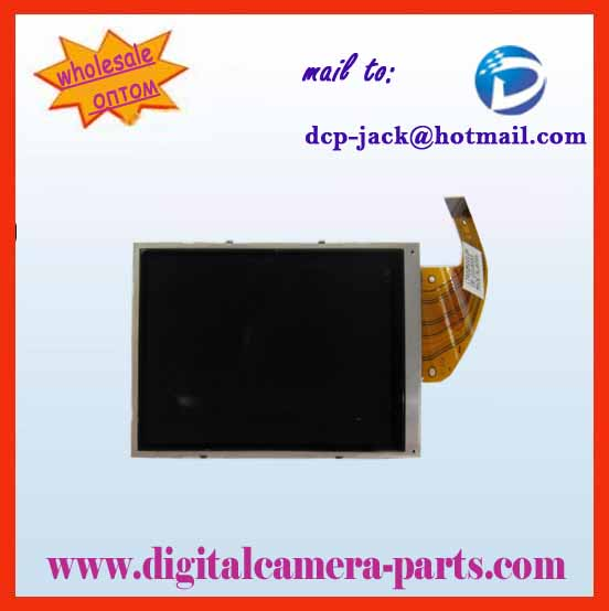 Canon G7 LCD display